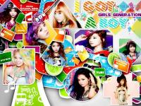 GIRLS GENERATION I GOT A BOY VER 2