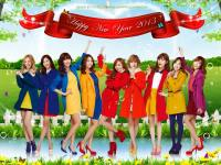 SNSD ♥ Lotte Department Store & Happy New Year 2013