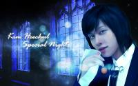 Super junior Kim Heechul :special night.