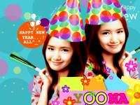 Yoona SNSD HAPPY NEW YEAR