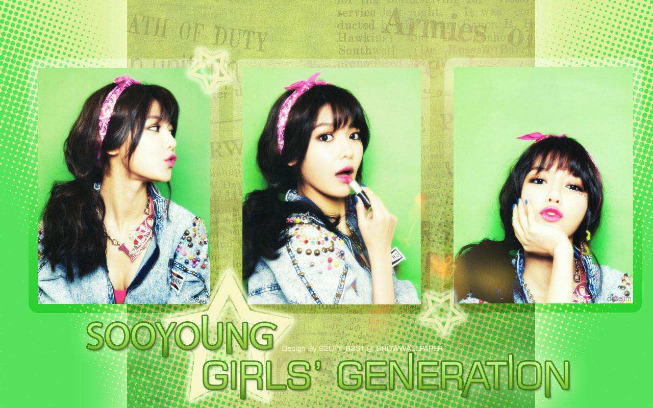 SNSD ♥ SOOYOUNG : I ...