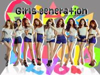 Girls' generation SNSD . GG Colorful Wall des kimnop200