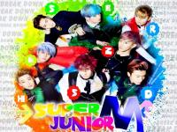 Super Junior M- BREAK DOWN ALBUM