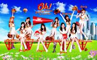 "Snsd ""Oh!Japanese Version"""