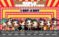 SNSD :: I GOT A BOY Cartoon Ver.
