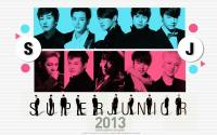 SUPER JUNIOR ♥ calendar 2013
