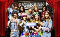 Snsd I Got A Boy Music Bank♥