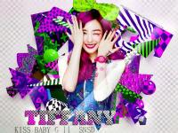 Tiffaany-SNSD-KISS BABY G