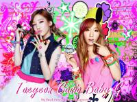 Taeyeon Baby-G Collection: