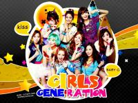 Girls Generation KISS BABY G Ver 3