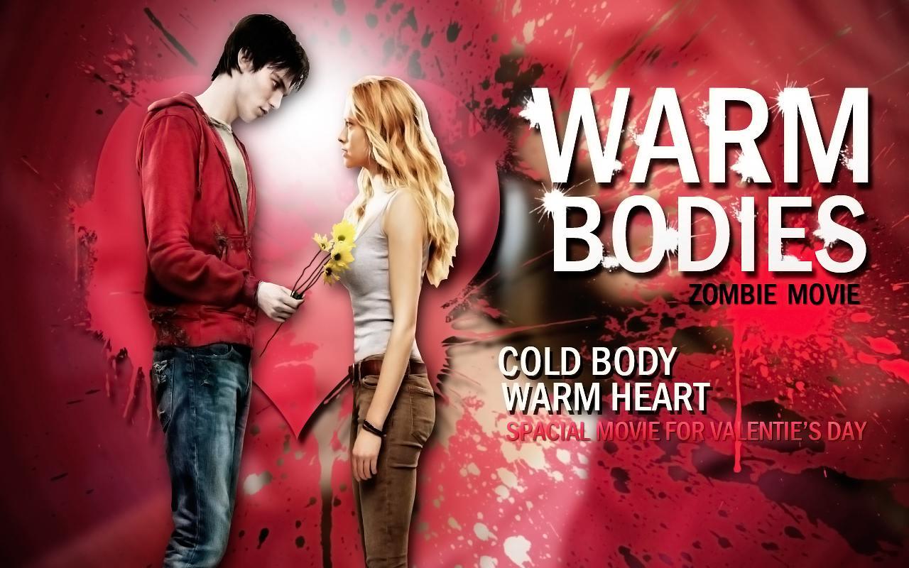 Warm Bodies Wallpaper by rithsyaWarm Bodies Wallpaper