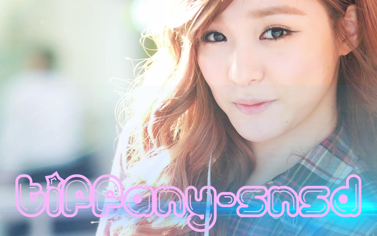 Tiffany~Tiffany♥ Wallpaper