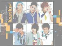 one-sided eye : Teen Top