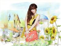 Tiffany:Cartoon world