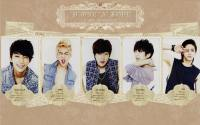 one-sided eye : B1A4