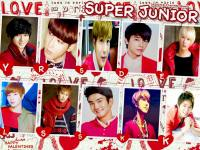 Super-Junior-Valentines day {special RED}