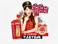 Taeyeon-SNSD-IN LONDON