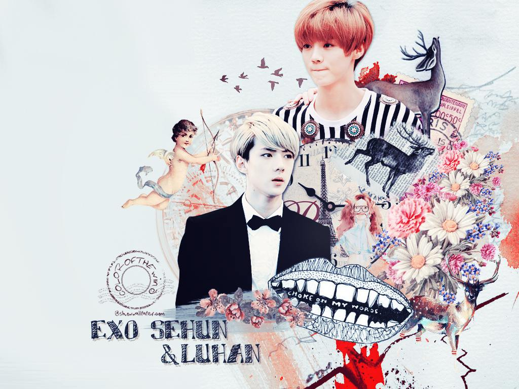 Wallpaper iphone exo siamzone - Exo Iphone Wallpaper Siamzone Collections