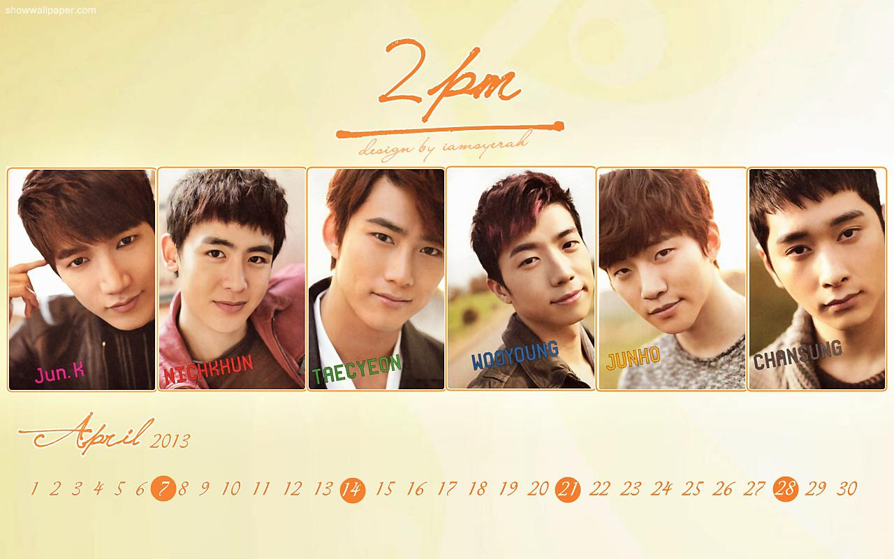 2pm 2013 Wallpaper Images amp; Pictures  Becuo