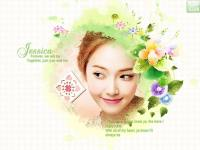 !Jessica::Floral waltz(spring col.)