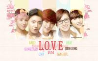Love Beat with B1A4