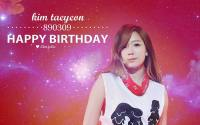 Taeyeon ~ Happy Birthday vers. 2