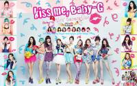 GIRLS' GENERATION ♥ Kiss Me, Baby-G ver.2