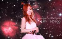 Taeyeon,You Are My Princess~
