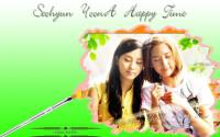 Seohyun...YoonA  Happy time...♥♥♥    By...-vava karr-