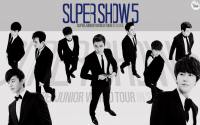 SUPER JUNIOR ★ SUPER SHOW 5