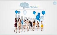 SNSD @ Lotte Department Store Promotion