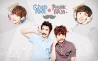 EXO ChanBaek ♥ IVY CLUB