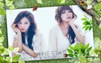 ••Sooyoung n Yuri:The Star mag••