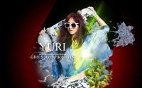 !SNSD :YURI LOOK LIKE THE BAD GIRL