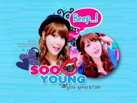 Sooyoung SNSD BEEP-BEEP ALBUM RELEASE