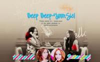 YoonSic Beep Beep Wallpapaer