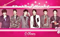 C-CLOWN Shaking Heart 3rd Mini Album Comeback