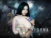 :: SNSD YOONA In Haunted House ::
