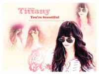 Tiffany:in airport