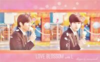 Love Blossom with L