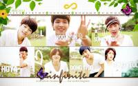 infinite - summer fresh calendar