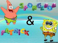Spongebob and Patrick Best Friends