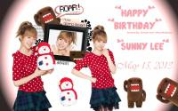 Sunny Birthday May 15