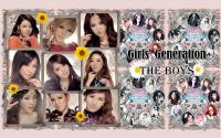 SNSD : The Boys