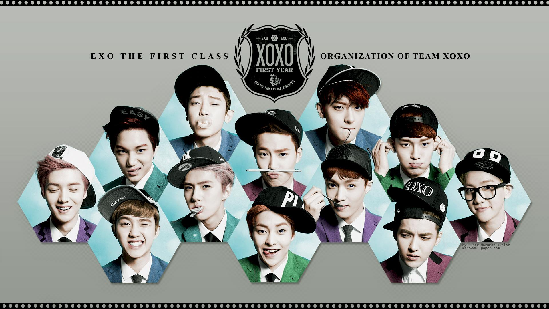 Pictures Of Exo Xoxo Wallpaper Desktop Kidskunst Info