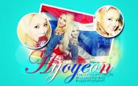 ็Hyoyeon fighting