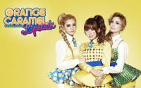 Orange Caramel Lipstick MV