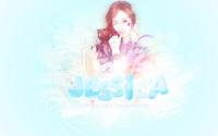 :: JESSICA :: [Wallpaper Set]