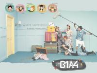 B1A4 - [MV]What's happening?