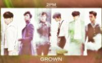 2PM GROWN 3RD ALBUM COMEBACK 2